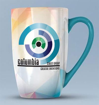 Columbia Logo Design Adobe Illustrator