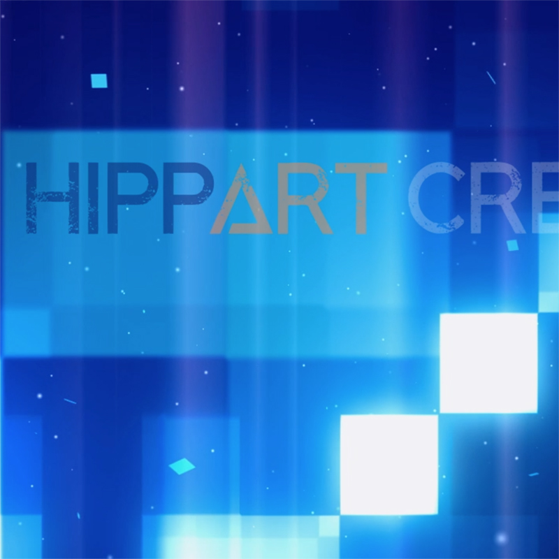 HippArt Intro Animation After Effects