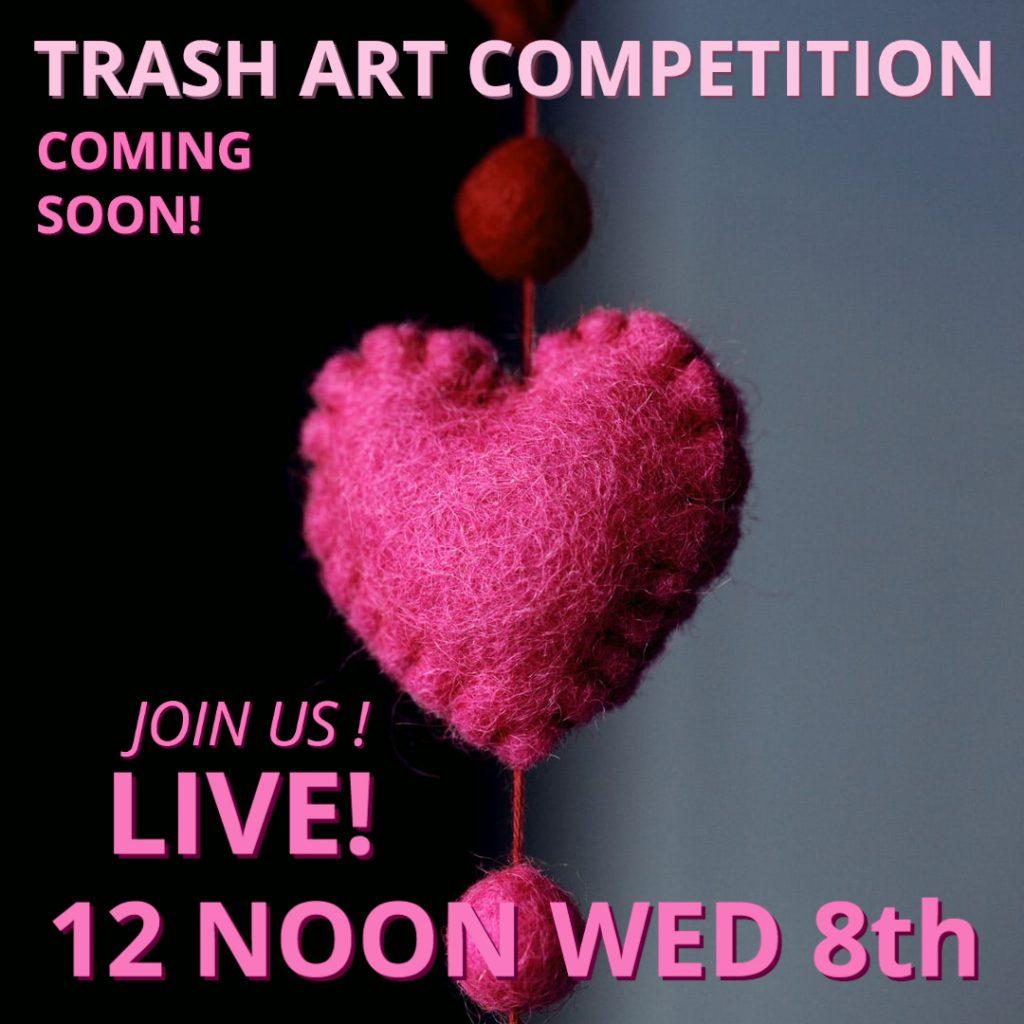 Trash Art Post2
